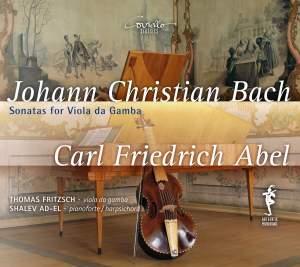 JC Bach & CF Abel: Sonatas for Viola da Gamba