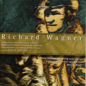 Wagner: Wesendonk-Lieder and other works