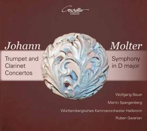 Molter: Trumpet & Clarinet Concertos & Symphony in D major