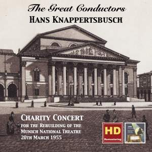 The Great Conductors: Hans Knappertsbusch Product Image