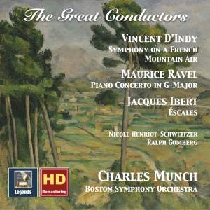 The Great Conductors: Charles Munch