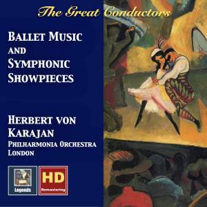 Ballet Music & Symphonic Showpieces