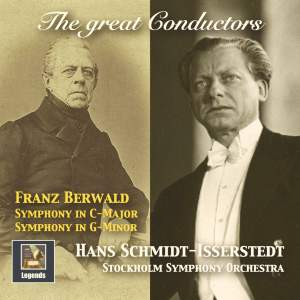 The Great Conductors: Hans Schmidt-Isserstedt Conducts Franz Berwald