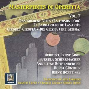 Masterpieces of Operetta, Vol. 7 (Remastered 2017)