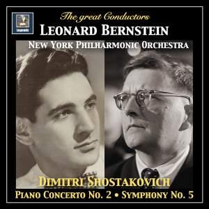 The Great Conductors: Leonard Bernstein Conducts Shostakovich (Remastered 2017)