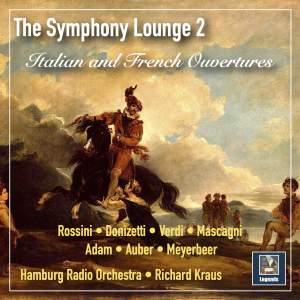 The Symphony Lounge, Vol. 2: Italian and French Ouvertures