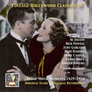 Vintage Hollywood Classics, Vol. 15: Lulu's Back in Town! Magic Movie Moments (Recorded 1929-1954) [Remastered 2015]
