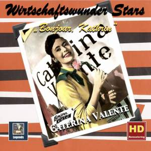Wirtschaftswunder-Stars: Bonjour Kathrin - Caterina Valente (Remastered 2017)