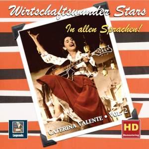 Wirtschaftswunder Stars: Caterina Valente, Vol. 2 – In allen Sprachen! (Remastered 2019) Product Image