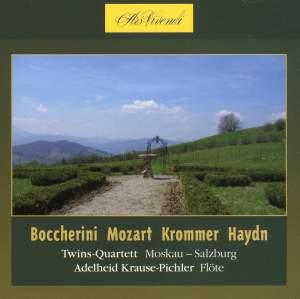 Boccherini, Mozart, Krommer, Haydn: Chamber Music