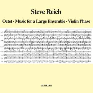 Steve Reich: Music for Large Ensemble