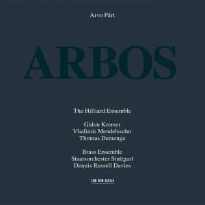 Pärt: Arbos
