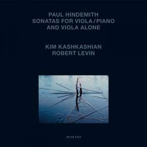 Hindemith: Sonatas for viola & piano and for viola alone