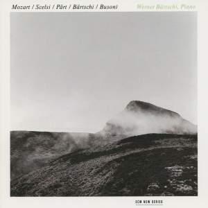 Mozart: Fantasia in C minor, K475, etc.