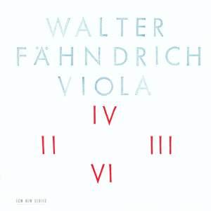 Walter Fähndrich: Viola