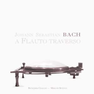 J S Bach - A Flauto traverso Product Image