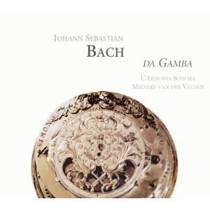 Bach - Original and Transcribed Works for Viola da Gamba