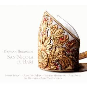 Bononcini, G B: San Niocola di Bari