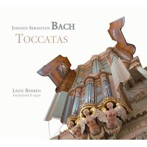 Bach - Complete Keyboard Toccatas