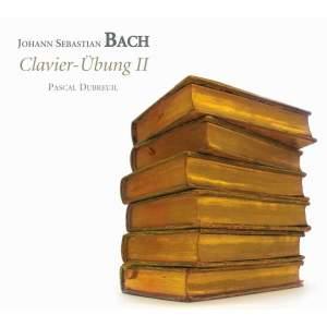 JS Bach - Clavier-Übung II
