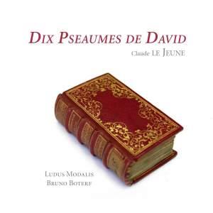 Claude Le Jeune: Dix Pseaumes de David Product Image