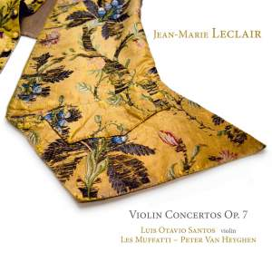 Leclair, J-M: Violin Concertos, Op. 7