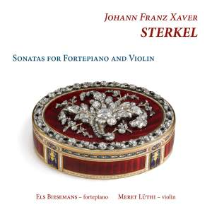 Sterkel: Sonatas For Fortepiano & Violin Product Image