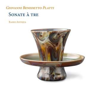 Platti: Sonate à Trè: Trio Sonatas Product Image