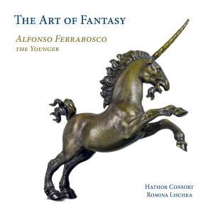 Alfonso Ferrabosco The Younger: The Art of Fantasy