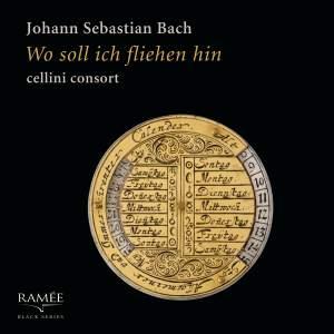 JS Bach: Wo soll ich fliehen hin Product Image