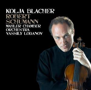 Kolja Blacher plays Robert Schumann Product Image