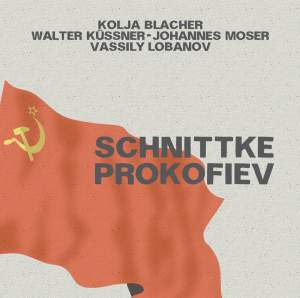 Kolja Blacher plays Schnittke & Prokofiev