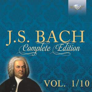 Bach: Complete Edition, Vol. 1/10