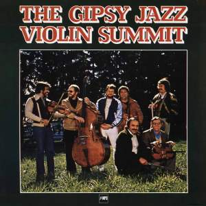 The Gipsy Jazz Violin Summit