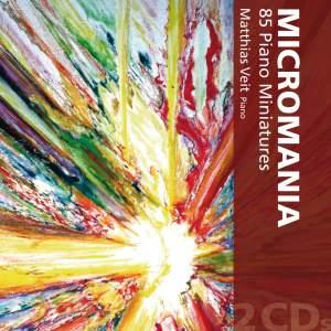 Micromania - 85 Piano Miniatures