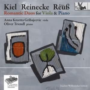 Romantic Duos for Viola & Piano