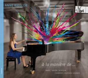 a la Maniere de..Ravel portrays other composer