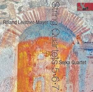 Lesitner-Mayer: String Quartets Nos. 5-7 Product Image