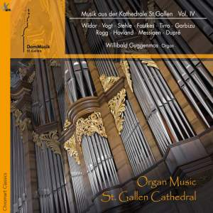 Organ Music from the St. Gallen Cathedral, Vol. 4