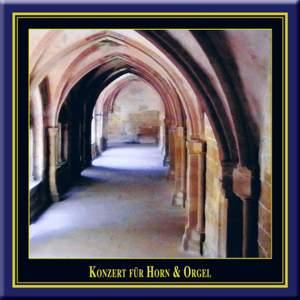 Horn and Organ Recital: Bansch, Joachim / Budday, Erika - BACH, J.S. / HOMILIUS, G.A. / KROL, B. / SAINT-SAENS, C.
