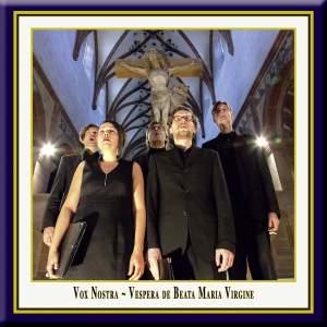 VESPERA DE BEATA MARIA VIRGINE - Vespers of the Cistercian Order in the 13th Century