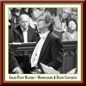HAYDN, J.: Piano Concerto, Hob.XVIII:3 / MENDELSSOHN, Felix: Piano Concerto, MWV 02 (Grand Piano Masters) (Vorraber)