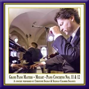 Grand Piano Masters: Mozart Piano Concertos Nos. 11 & 12 (Live) Product Image