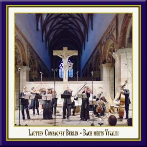 Klangraum Kloster Maulbronn: Bach Meets Vivaldi (Live) Product Image