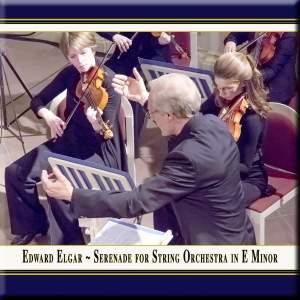 Elgar: Serenade for Strings in E minor, Op. 20 Product Image
