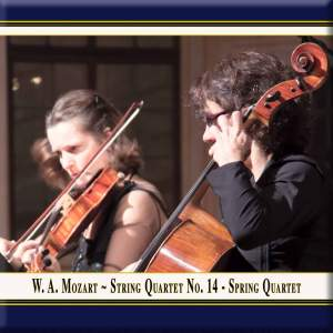 Mozart: String Quartet No. 14 in G major, K387 'Spring' Product Image