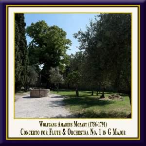 Mozart: Flute Concerto No. 1 in G major, K313 Product Image