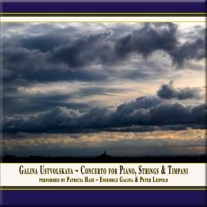 Ustvolskaya: Piano Concerto