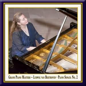 Beethoven: Piano Sonata No. 2 in A major, Op. 2 No. 2