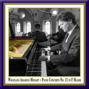 Mozart: Piano Concerto No. 11 in F Major, Op. 4 No. 2, K. 413 Product Image
